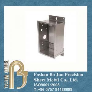 China Sheet Metal Fabrication/Custom Metal Fabrication/Steel Fabrication/Metal Processing on sale