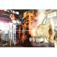 Buy cheap Heating Power CNC Pipe Bending Machine Strong Strength Medium Frequency product
