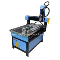 China 600*900mm 4 Axis CNC Aluminum Copper Engraving Machine with Mach3 Control wholesale