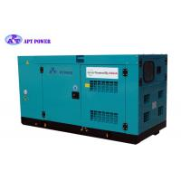 China Silent Diesel Generator Equipped Nissan Engine And Low Oil Consumption for house use wholesale
