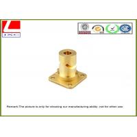 China OEM CNC Machining Services CNC Brass Machined Parts For Motorcycles on sale