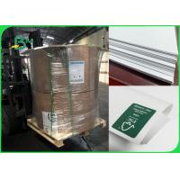 China Size 650 / 800mm High Stiffness And Mechanical Strength Offset Printing Paper In Roll wholesale