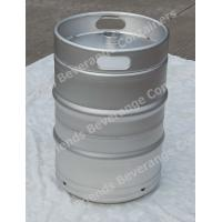 China Stainless Steel Beer Kegs US Half on sale