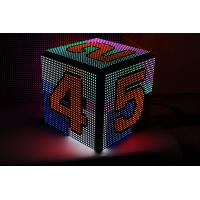 China 64 x 64 Pixels P2.5 P3 P4 Indoor full color LED display module without using the ribbon cable wholesale