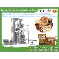 China 2016 vertical dry nuts packing machines with 14 head multihead weigherBestar packaging on sale