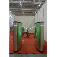 China Indoor / Outdoor Automatical PVC Security Gate Barrier for Metro , Railway , Driveway wholesale