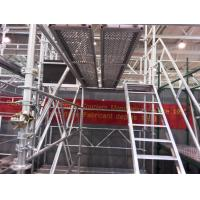 China Layer / all round / ring lock scaffold system , quick erect scaffold for construction wholesale