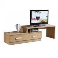 China Modern Design Living Room Solid Wood Tv Unit Laminate Particle Board For Multi Function wholesale