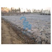 China Hexagonal Steel Gabion Baskets Reno Mattress For Riveting OEM Avaliable wholesale