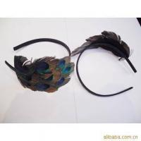 China Feather Hair Accessories on sale