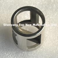 China Cobalt Alloy Valve Seat Inserts For Oil / Gas / Well Pump 38 - 44 HRC Hardness wholesale