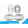China Auto Engine Piston Ring Fits Nissan 240SX Altima Axxess D21 St 2.4L KA24E KA24DE #559X wholesale