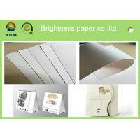 China Food Grade Cardboard Sheets , Folding Box Board Paper Chemical Mechanical Pulp wholesale