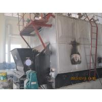 China Thermal Insulated ASME Oil Gas Fired Steam Boiler Replacement , 8 Ton wholesale
