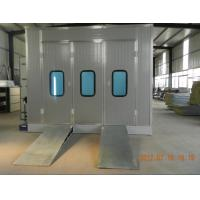 China  Car Spray Booth for painting car body, with basement wholesale