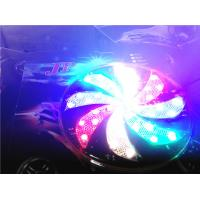 Buy cheap Windmill strobe flash Rainbow color Car/ Motorcycle DRL daytime running light from wholesalers