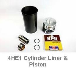 China ISUZU Diesel Engine 4HE1 6HE1 4H1T 6HE1T Piston Ring Set 8-97166-992-0 8-94396-840-0 8-971 wholesale