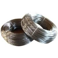 China 0.25 - 18mm Spring Tempered Stainless Steel Wire , 1.4401/1.4404 Coated Steel Wire wholesale