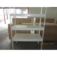 China Warehouse storage racks Slotted Angle Shelves System boltless rivet shelving wholesale