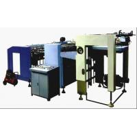 China Automatic Paper Embossing Machine model YW-1150E on sale