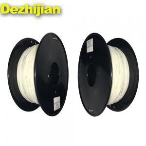 China 1.75 / 3 3D Printing TPE Plastic Flexible 3d Filament 1kg 2.2lb Rolls For DIY 3D Printer wholesale