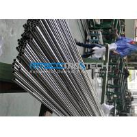 China 1.4438 TP317L Precision Stainless Steel Tubing ASTM A269 Standard 100% PMI Test wholesale