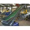 China Automatic Plastic Washing Recycling Machine , Low Consumption Plastic Bag Recycling Machine wholesale