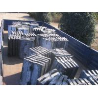 Buy cheap Customised Cr-Mo Alloy Steel Liners Wear Resistant Casting For France Alstom from wholesalers