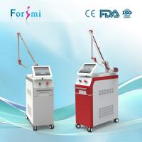 China High power 1500mj /Vertical Laser Tattoo Removal Machine effective results wholesale