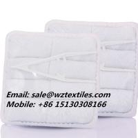 Quality biodegradable disposable airline towels face towel for sale