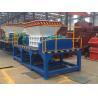 China Iron Metal Shredder portable shredding plant mobile shredder plant tyre recycling machine Industrial Recycling wholesale