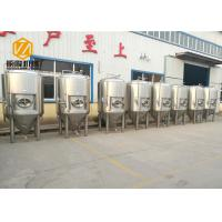 Quality 20HL Small Beer Brewery Equipment Stainless Steel Material Convenient Operate for sale