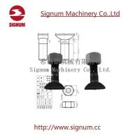 China T Bolt with Nuts & Washers for Railroad Track, Zinc Track T Bolt with Nuts & Washers wholesale