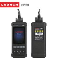 China Launch CReader CR7001 DIY OBD2 Code Reader Car Diagnostic Tool Support Oil Resets, EPB, BMS, SAS, DPF Reset Functions La on sale