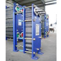 Quality Titanium Plate Type Cooler ,  Plate Type Heat Exchanger For  Milk Juice Industry for sale