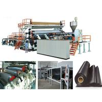 China Solid Wall Water Gas Plastic Pipe Making Machine Extrusion Line , FCC wholesale