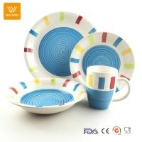 China China promotional dinnerware sets for daily used/ceramic dinner set wholesale