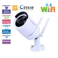 Buy cheap SZSINOCAM WIFI  Wireless Security CCTV  IP Camera Support PC , app and Software Remote Viewing from wholesalers