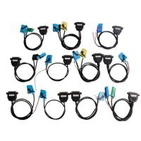 China 3 Odometer Programmer OBD Diagnostic Cable Sets For All Cars / Trucks wholesale