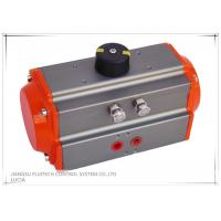 China AT Series Double Acting Pneumatic Cylinder / Rotary Cylinder NAMUR G1/4'' AT-DA105 wholesale