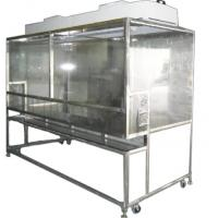 China stainless steel hardwall modular portable clean room / Clean Booth on sale