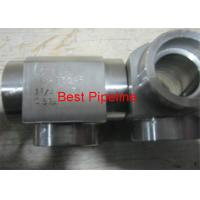 "China Stainless Steel Forged Pipe Fittings 12""SCH120/5""SCH160 ASTM A182 GR. F91  MSS  SP-97 +TRÓJNIKI +STALOWE wholesale"