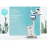 Buy cheap CE Approved Hair Loss Therapy With Skin Hair Analyzer Hair Regrowth Machine from wholesalers