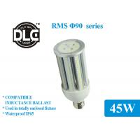 China High Lumen 6000lm 5000K 45 Watt DLC LED Corn Light Bulb Compatible With Ballast on sale
