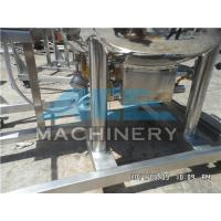 China Industrial Stainless Steel Mixing Tanks/Mobile Mixing Tanks The Queen Of Quality 1000L SS Movable Tank wholesale