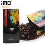 Food Grade One-way Degassing Valve Coffee Packaging Bags / Custom Coffee Bags