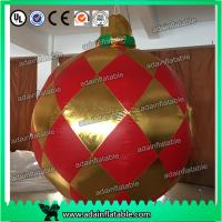 China 1.5m Christmas Club Event Party Hanging Decoration LED Lighting Inflatable Ball wholesale