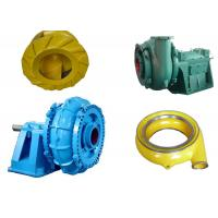 China Horizontal Sand Dredging Pump Spare Parts For Gravel Slurry Transfering wholesale