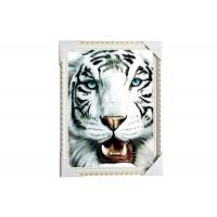 China Decorative Animal Design 3d Lenticular Image PET Printing Service PS Frame High Definition wholesale