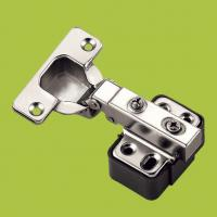 China good quality fittings for furniture Nickel finished hinges inset type wholesale